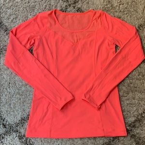 Vintage Lorna Jane Long Sleeve Top